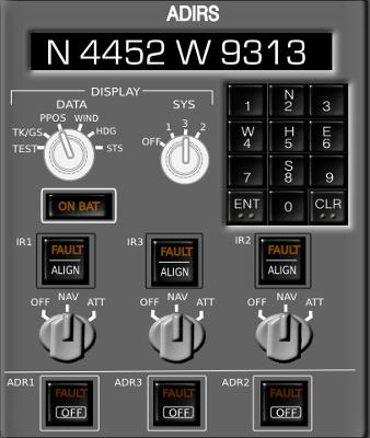 Mcdu Emulator Simulator For Airbus Practice And Learn